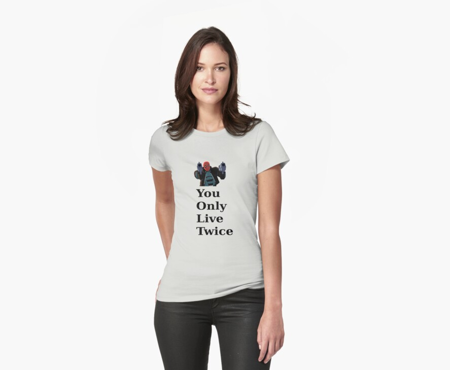 Jason Todd Inspired - You Only Live Twice shirt by Alexandra Russo
