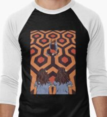 Camiseta ¾ bicolor para hombre The Shining Room 237 Danny Torrance
