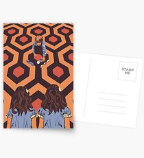 The Shining Room 237 Danny Torrance  Postcards