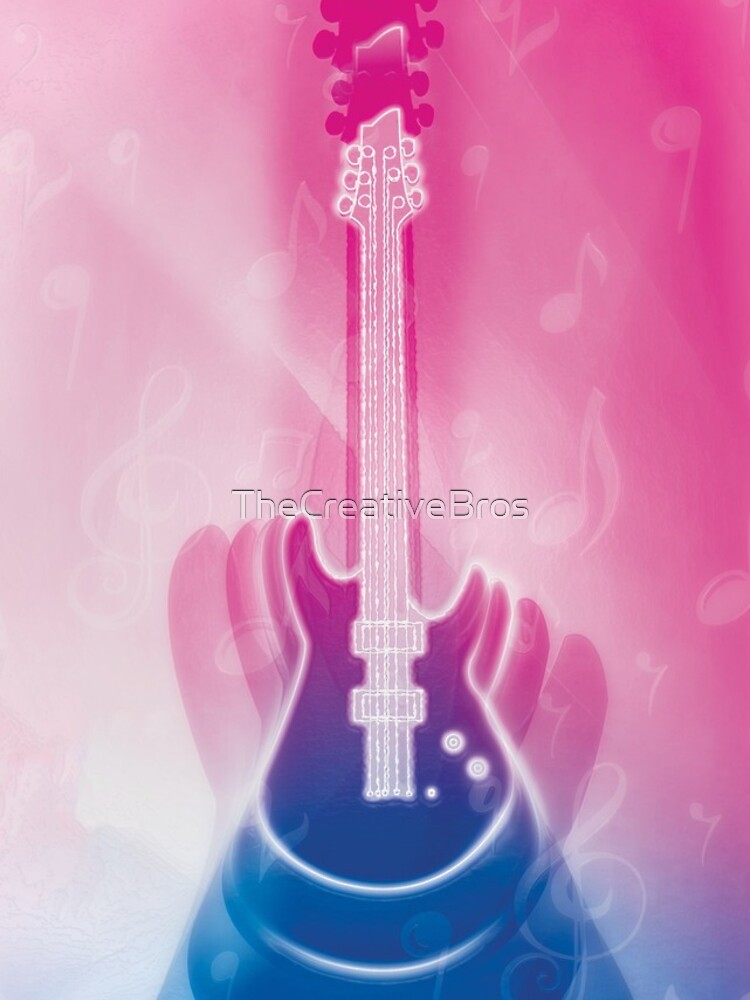Rock Guitar Designs For Future Pop Stars by TheCreativeBros