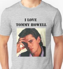 I <3 Tommy Howell Tee Unisex T-Shirt
