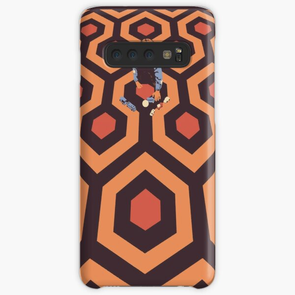 The Shining Screen Print Movie Poster  Samsung Galaxy Snap Case