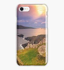 Blasket Island Sunset iPhone Case/Skin