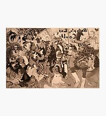 Bailar con Los Coulters Poster Photographic Print