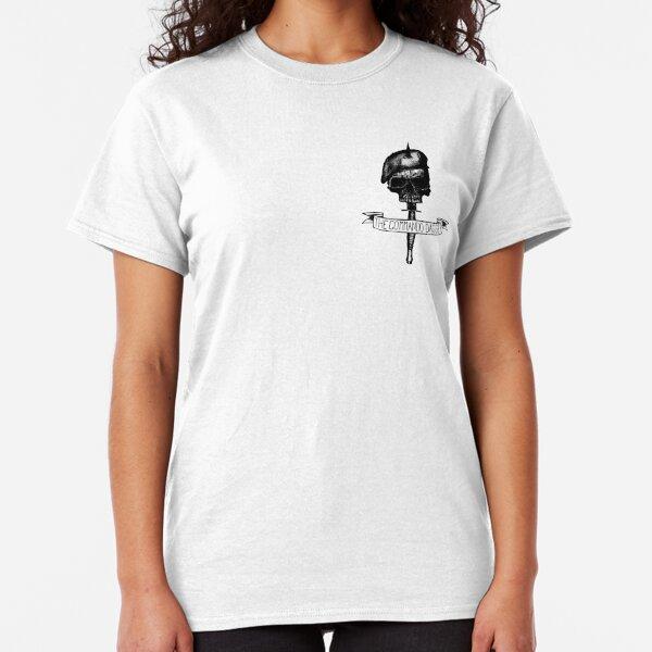 The Commando Dagger Logo Classic T-Shirt