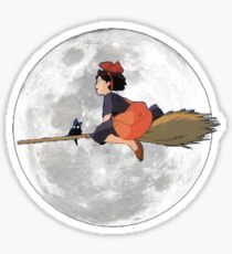Kiki's Delivery Service (1989) Sticker