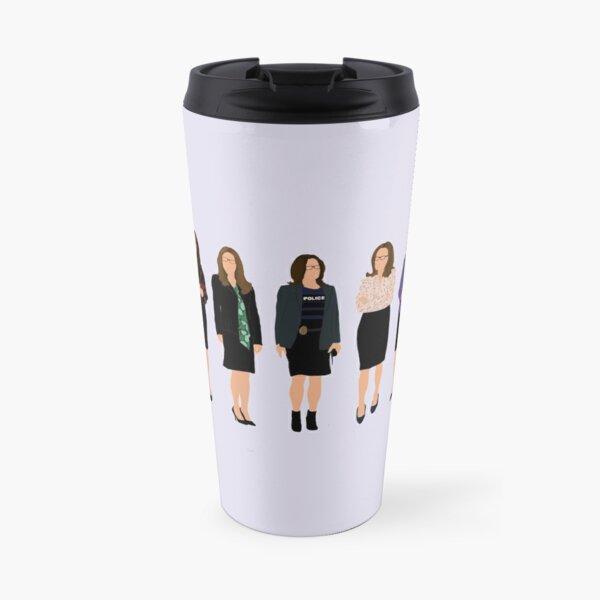 Sharon Raydor - Fashion Police (no text) Travel Mug