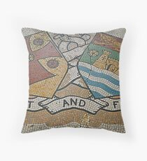 Be Just And Fear Not- Carlisle Uk Throw Pillow