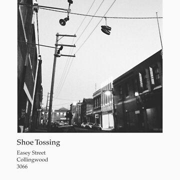 Shoe Tossing by Robotmangreg