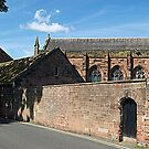 Carlisle Cathedral by Lou Wilson