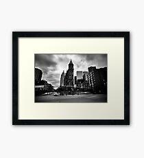 Gooderham Flatiron Framed Print