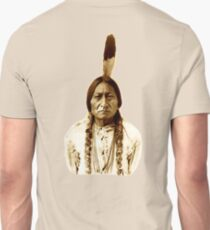 Sitting Bull, Chief, Battle, Little Bighorn, Hunkpapa, Lakota, Indian, Holy man, T-Shirt