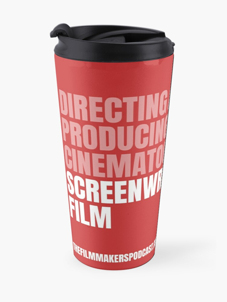 Alternate view of Screenwriting and Film Travel Mug