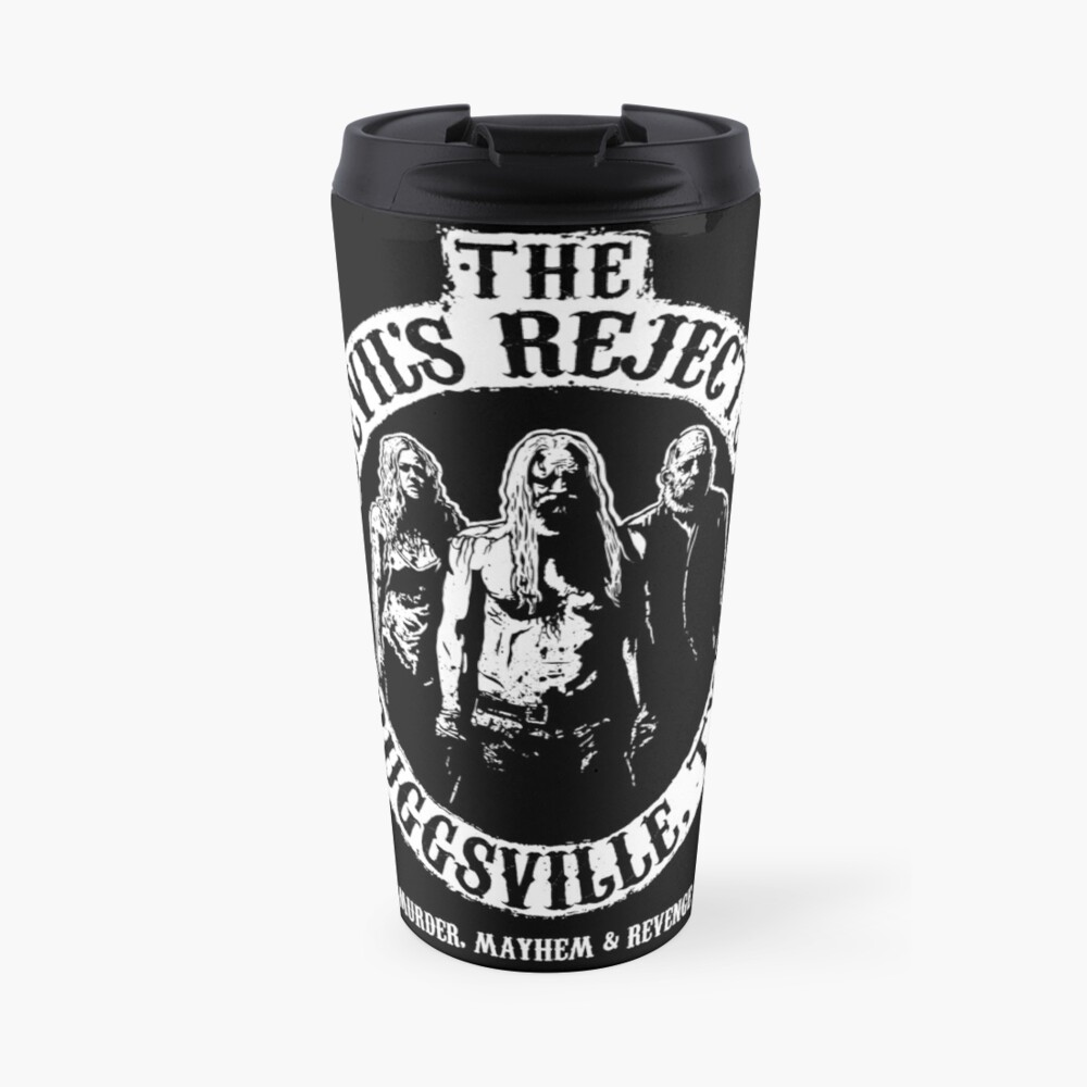 Devils Rejects, Ruggsvile, TX Travel Mug