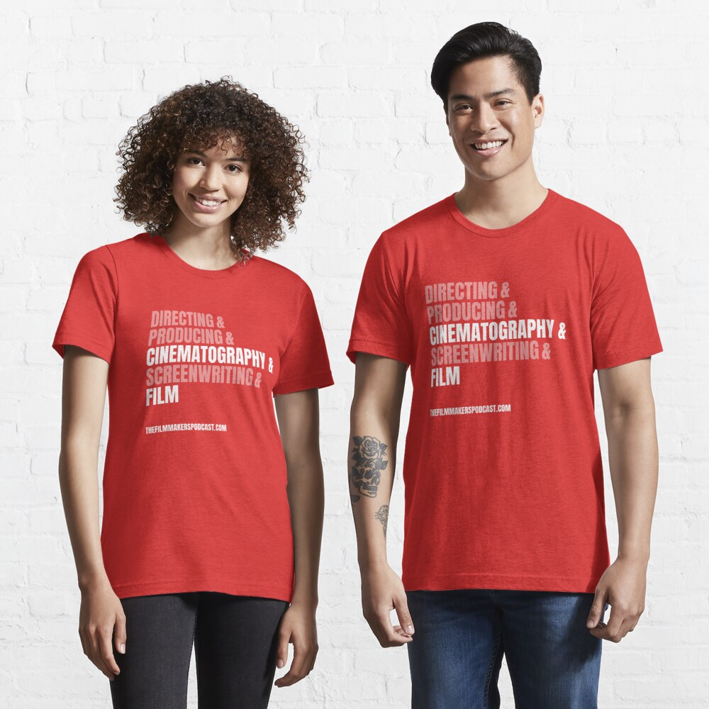 Cinematography and Film Essential T-Shirt