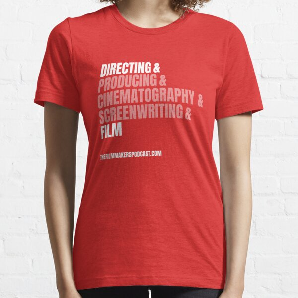 Directing and Film Essential T-Shirt