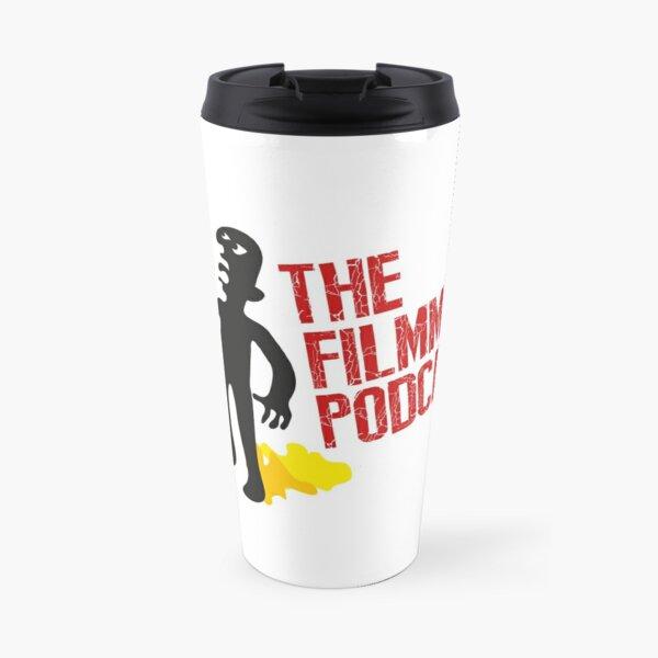 Large Logo Megaphone Travel Mug