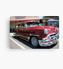 Bling #1; Norwalk, CA USA Canvas Print