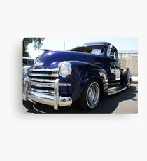 Truck #1; Norwalk, CA USA Canvas Print