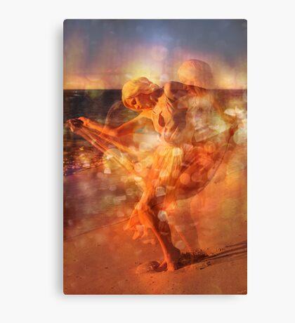 Rhythms of Grace: He Moves Me Canvas Print