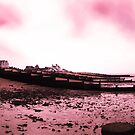 Whitstable Beach by Paul Watts