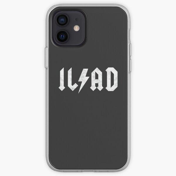 The Iliad Rocks! iPhone Soft Case