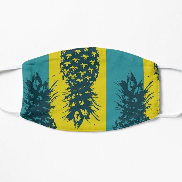 Beachy Pineapple Pop Art | Summer Vibes Mask