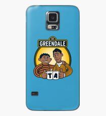 Greendale Street  Case/Skin for Samsung Galaxy