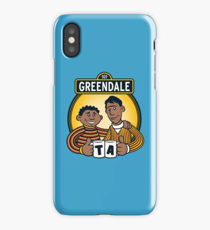 Greendale Street  iPhone Case