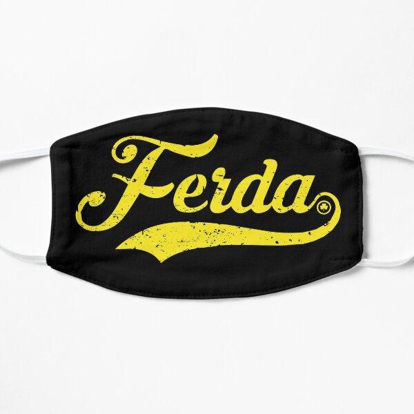Ferda - letterkenny irish  Flat Mask