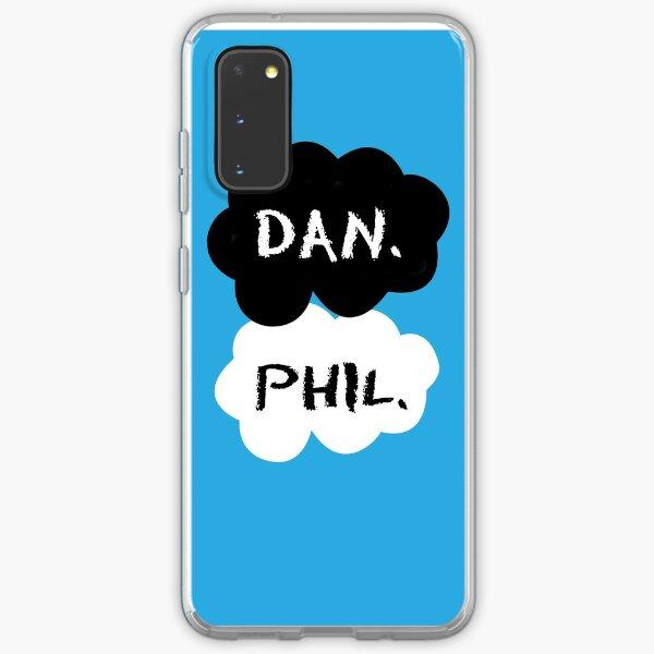 Dan & Phil - TFIOS Samsung Galaxy Soft Case