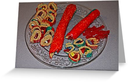 Candy Sushi by Anne Gitto