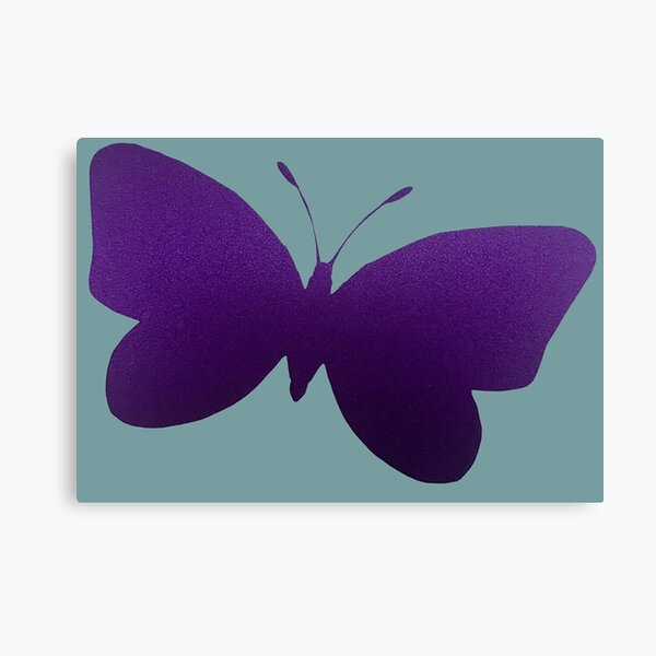 Summer Butterfly. Canvas Print