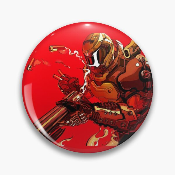 Doom marine, doom eternal  Pin