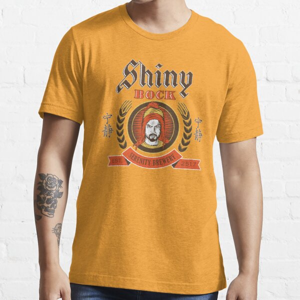Shiny Bock Beer Essential T-Shirt