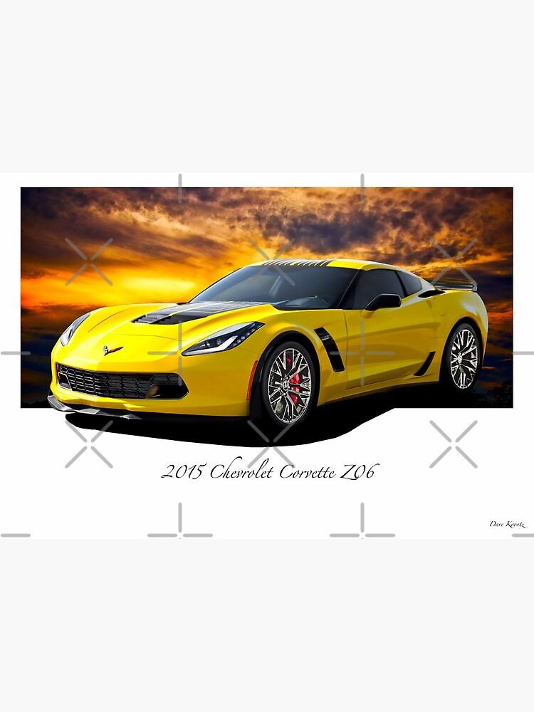 «Chevrolet Corvette Z06 Coupé 2015» par DaveKoontz