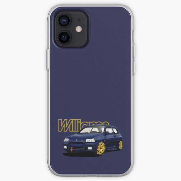 Renault Clio Williams 2.0 16s Funda blanda para iPhone