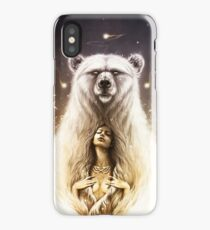 Bear Spirit iPhone Case