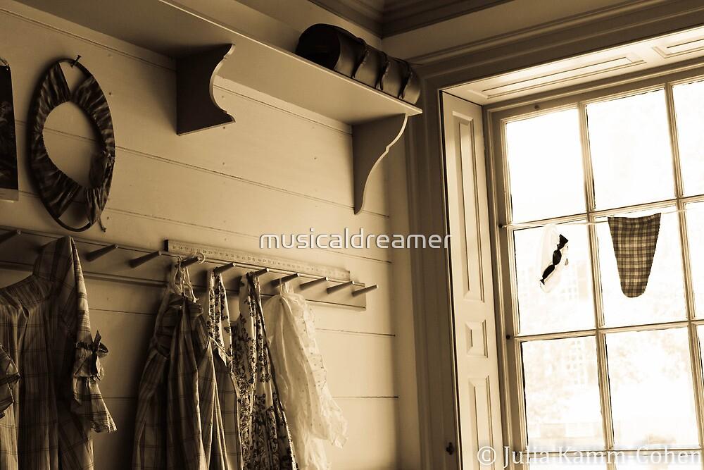 Dress Shop by musicaldreamer