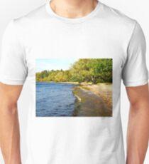 That green beach Unisex T-Shirt