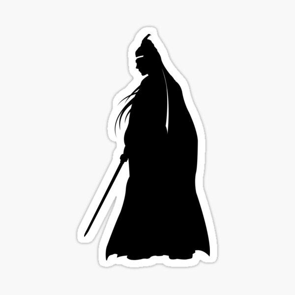 The Untamed: Lan Wangji Sticker