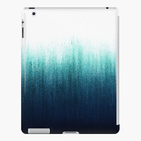 Teal Ombre  iPad Snap Case