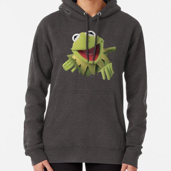 Kermit The Frog Pullover Hoodie