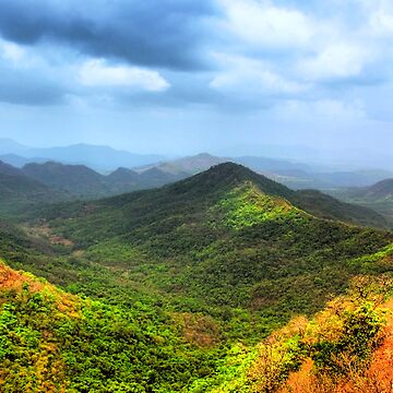 Mountain Range by Charuhas