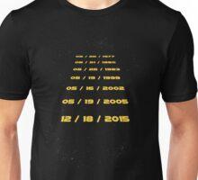 The Force Awaits Unisex T-Shirt