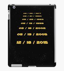 The Force Awaits iPad Case/Skin