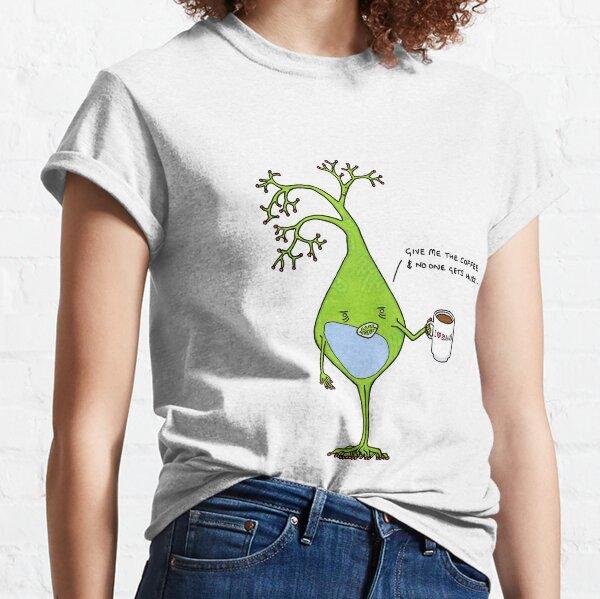 Koffeinhaltiges Neuron Classic T-Shirt