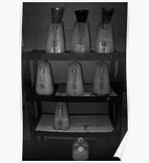 Oil Canisters  Poster