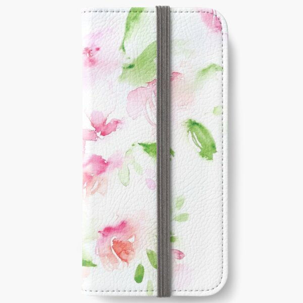 Spring Flower Collection 2020 2/10 iPhone Wallet