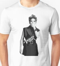 f(x) - Amber Unisex T-Shirt